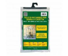 Serra da Giardino a Casetta 140x144x195cm