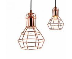 [[[lux.pro]]] Lampada a sospensione / Vintage / Design retr - Lampada sospesa - (attacco E27)