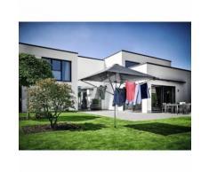 Stendibiancheria a Ombrello con tetto impermeabile 82100 Linopo tect 400