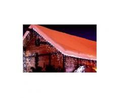 Tenda natalizia sfalsata 360 led luce fissa 14409749 (58762)