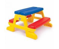Tavolo Pic-nic Pieghevole Da Esterno Per Bambini
