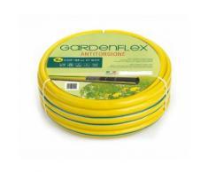 Tubo Irrigazione mod.Gardenflex misura 1/2 lunghezza 25mt Antitorsione 4 strati