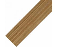 NEUHOLZ ca.1m² Vinile Laminato Autoadesivo Bambù Tavole Assi Pavimento in Vinile