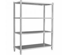Mensola per cucina acquista mensole per cucina online su for Ikea mensole acciaio