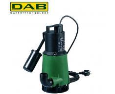 Dab Pompa Sommergibile Dab Mod. Feka 600 M-A Hp 0,75 Monofase Con Albero Pompa In Acciaio Inox