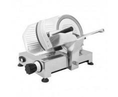 Affettatrice Elettrica Professionale - Lama Ø 250 mm - Affilatoio fisso - Dimensioni mm 440x530x350 h - Modello AFFP25
