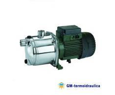 Pompa Acqua Elettropompa Centrifuga Multistadio Autoclave In Acciaio Inossidabile Dab Euroinox 40/50 M Hp 1 Kw 0,75 Codice 102970280 Fino A 58 M