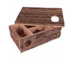 Casetta gioco e riposo Leif - L 35 x P 25 x H 12 cm