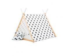 Tenda Gioco 2-in-1 Cross - Wigiwama