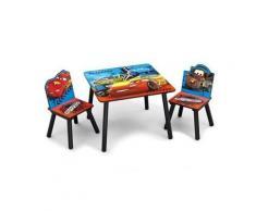 Set Tavolo con 2 Sedie Cars - Delta Children