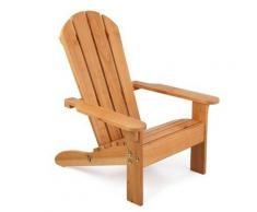 Sedia in legno per bambini Adirondack - KidKraft