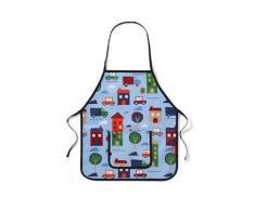 Grembiulino da Cucina per Bambini 100% cotone Big City - Penny Scallan