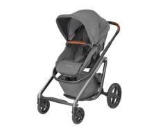 Zelia Passeggino Reclinabile e Reversibile 2-in-1 Seduta e Culla - Bébé Confort - Sparkling Grey