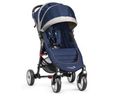 Passeggino City Mini 4 - Baby Jogger - Cobalt/Gray