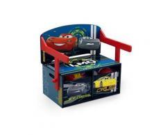 Panca/Scrivania convertibile 2-in-1 Cars 3 - Delta Children