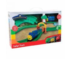 Chuggington Set 10 Binari + Treno - Giochi Preziosi - Safari