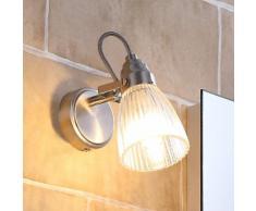 Kara - lampada LED da parete per bagno IP44