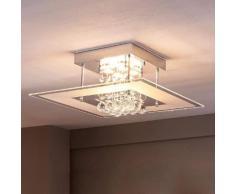 Lisandra - lampada LED da soffitto per bagno