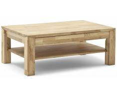 JUSTyou Ajax Tavolino da salotto Quercia selvatica