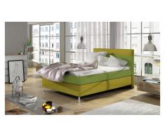 JUSTyou Cosy Letto Lime verde | Giallo 120x200