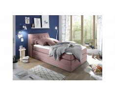 JUSTyou Bismarck I Letto Vi-Spring 120x200 cm Rosa