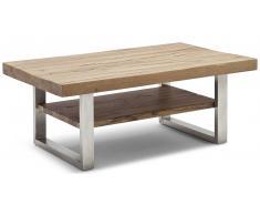 JUSTyou Jackline Tavolino da salotto Bassano Quercia