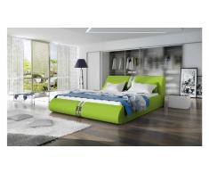 JUSTyou CALLISTO Letto 195x239x83 Verde