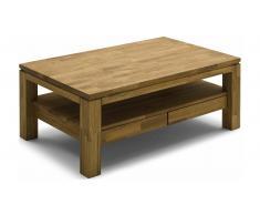 JUSTyou Ragnar Tavolino da salotto Quercia selvatica