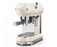 SMEG Macchina da caffè crema Estetica Anni '50
