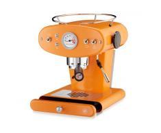 Illy Macchina Del Caffe A Cialde E.S.E. X1 Trio Arancione