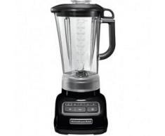 KitchenAid Fullatore Blender KitchenAid - Capacità Caraffa 1,75 Lt - Colore Nero - Giri Max al minuto 13000 - Modello IKSB1585B