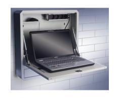 Box di Sicurezza per Notebook e Accessori per LIM Grigio Techly Professional ICRLIM01