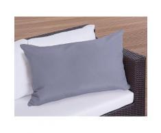 Cuscino da esterno - 50x70cm - Grigio