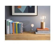 Lampada da tavolo in legno GANDARA