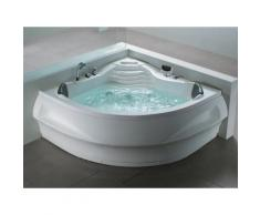 Vasca idromassaggio angolare da interno - Vasca spa - MONACO