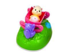Giochi Preziosi Zhu Zhu Pets Babies 1625 Playset, Culla Sogni D'Oro