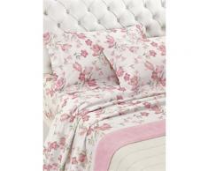 Biancheria letto Cloe (rosa) - Euronova