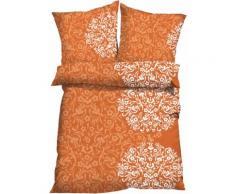 Biancheria da letto Sandra (Arancione) - bpc living