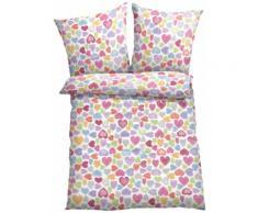 Biancheria da letto Cuoricini (rosa) - bpc living