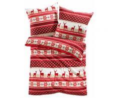 Biancheria da letto Noel (Rosso) - bpc living