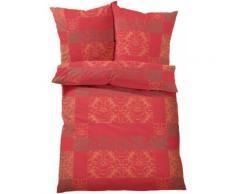 Biancheria da letto Lydia (Rosso) - bpc living