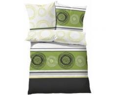 Biancheria da letto Cerchi (Verde) - bpc living