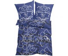 Biancheria da letto Maritim Love (Bianco) - bpc living