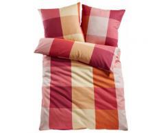 Biancheria da letto Nizza (Rosso) - bpc living