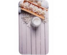 Tappetino per bagno Wellness in memory foam (Beige) - bpc living