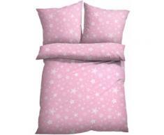 Biancheria da letto Stars (rosa) - bpc living