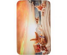 Tappetino per bagno Beach in memory foam (Arancione) - bpc living