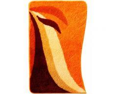 Tappetino per il bagno Norma (Arancione) - bpc living