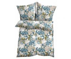 Biancheria da letto Flora (Blu) - bpc living