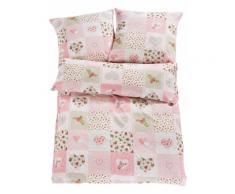 Biancheria da letto Cuore (rosa) - bpc living